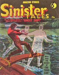 Cover Thumbnail for Sinister Tales (Alan Class, 1964 series) #198