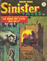 Cover Thumbnail for Sinister Tales (Alan Class, 1964 series) #206