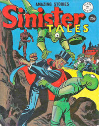 Cover Thumbnail for Sinister Tales (Alan Class, 1964 series) #211