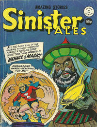Cover Thumbnail for Sinister Tales (Alan Class, 1964 series) #224