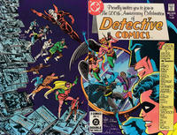 Cover Thumbnail for Detective Comics (DC, 1937 series) #500 [Direct]