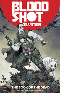 Cover Thumbnail for Bloodshot Salvation (Valiant Entertainment, 2018 series) #2 - The Book of the Dead