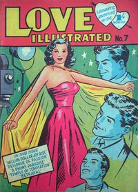 Cover Thumbnail for Love Illustrated (Young's Merchandising Company, 1951 series) #7