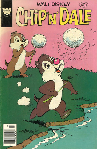Cover for Walt Disney Chip 'n' Dale (Western, 1967 series) #63 [Gold Key]