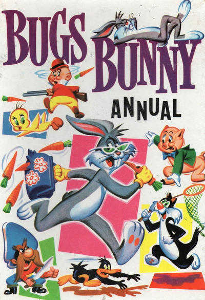 Cover for Bugs Bunny Annual (World Distributors, 1951 series) #1963