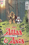 Cover for Atlas and Axis (Titan, 2018 series) #1 [Cover B Pau]