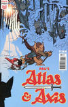 Cover for Atlas and Axis (Titan, 2018 series) #4