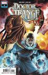 Cover for Doctor Strange (Marvel, 2018 series) #1 [Jesús Saiz]