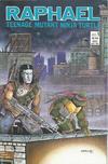 Cover for Raphael, Teenage Mutant Ninja Turtle (Mirage, 1985 series) #1 [2nd printing]