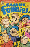 Cover for Family Funnies (Associated Newspapers, 1953 series) #3