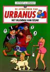 Cover for De avonturen van Urbanus (Standaard Uitgeverij, 1996 series) #137 - Het dilemma van Cesar