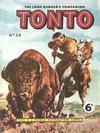 Cover for Tonto (World Distributors, 1953 series) #28