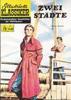 Cover for Illustrierte Klassiker [Classics Illustrated] (Norbert Hethke Verlag, 1991 series) #78 - Zwei Städte