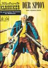 Cover for Illustrierte Klassiker [Classics Illustrated] (Norbert Hethke Verlag, 1991 series) #81 - Der Spion