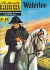 Cover for Illustrierte Klassiker [Classics Illustrated] (Norbert Hethke Verlag, 1991 series) #83 - Waterloo