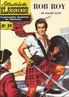 Cover for Illustrierte Klassiker [Classics Illustrated] (Norbert Hethke Verlag, 1991 series) #84 - Rob Roy