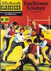 Cover for Illustrierte Klassiker [Classics Illustrated] (Norbert Hethke Verlag, 1991 series) #85 - Tom Browns Schulzeit
