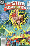 Cover for All-Star Squadron (DC, 1981 series) #18 [Canadian]