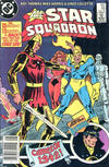 Cover for All-Star Squadron (DC, 1981 series) #48 [Canadian]