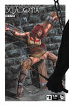 Cover Thumbnail for Belladonna: Fire and Fury (2017 series) #8 [Bondage Cover]