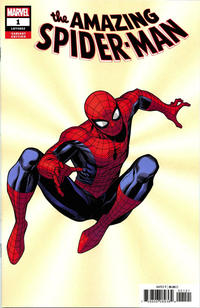 Cover Thumbnail for Amazing Spider-Man (Marvel, 2018 series) #1 (802) [Variant Edition - Jim Cheung Cover]