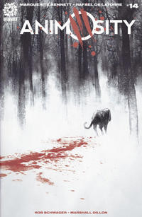 Cover Thumbnail for Animosity (AfterShock, 2016 series) #14