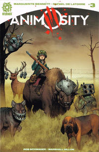 Cover Thumbnail for Animosity (AfterShock, 2016 series) #3
