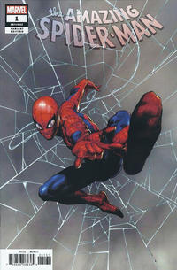 Cover Thumbnail for Amazing Spider-Man (Marvel, 2018 series) #1 (802) [Variant Edition - Jerome Opeña Cover]