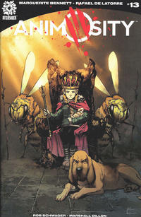 Cover Thumbnail for Animosity (AfterShock, 2016 series) #13