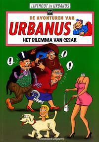 Cover Thumbnail for De avonturen van Urbanus (Standaard Uitgeverij, 1996 series) #137 - Het dilemma van Cesar
