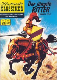 Cover Thumbnail for Illustrierte Klassiker [Classics Illustrated] (Norbert Hethke Verlag, 1991 series) #79 - Der jüngste Ritter
