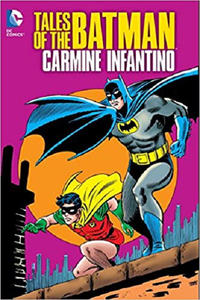 Cover Thumbnail for Tales of the Batman: Carmine Infantino (DC, 2014 series)