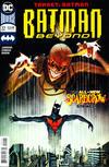 Cover for Batman Beyond (DC, 2016 series) #22