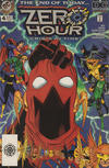 Cover for Zero Hour: Crisis in Time (DC, 1994 series) #4 [Zero Hour Logo]