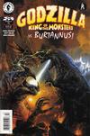 Cover for Godzilla (Dark Horse, 1995 series) #13 [Newsstand]