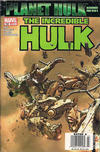 Cover for Incredible Hulk (Marvel, 2000 series) #102 [Newsstand]