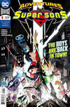 Cover for Adventures of the Super Sons (DC, 2018 series) #1