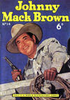 Cover for Johnny Mack Brown (World Distributors, 1954 series) #14