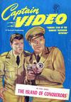 Cover for Captain Video (L. Miller & Son, 1951 series) #6