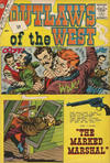 Cover for Outlaws of the West (Charlton, 1957 series) #32 [British]