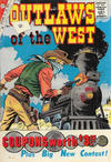 Cover for Outlaws of the West (Charlton, 1957 series) #31 [British]