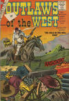 Cover for Outlaws of the West (Charlton, 1957 series) #34 [British]