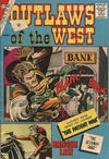 Cover for Outlaws of the West (Charlton, 1957 series) #38 [British]