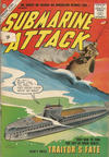 Cover for Submarine Attack (Charlton, 1958 series) #36 [UK edition]