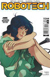 Cover for Robotech (Titan, 2017 series) #1 [Local Comic Shop Day 2017 - Karl Kerschl]
