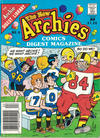 Cover for The New Archies Comics Digest Magazine (Archie, 1988 series) #4 [Canadian]