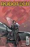 Cover for Robotech (Titan, 2017 series) #1 [2017 SDCC Comic Con Exclusive - Rachael Stott]