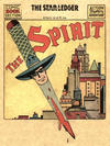 Cover for The Spirit (Register and Tribune Syndicate, 1940 series) #6/11/1944 [Newark NJ Edition]