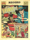 Cover for The Spirit (Register and Tribune Syndicate, 1940 series) #6/18/1944 [Philadelphia Record Edition]
