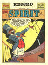 Cover for The Spirit (Register and Tribune Syndicate, 1940 series) #7/2/1944 [Philadelphia Record Edition]